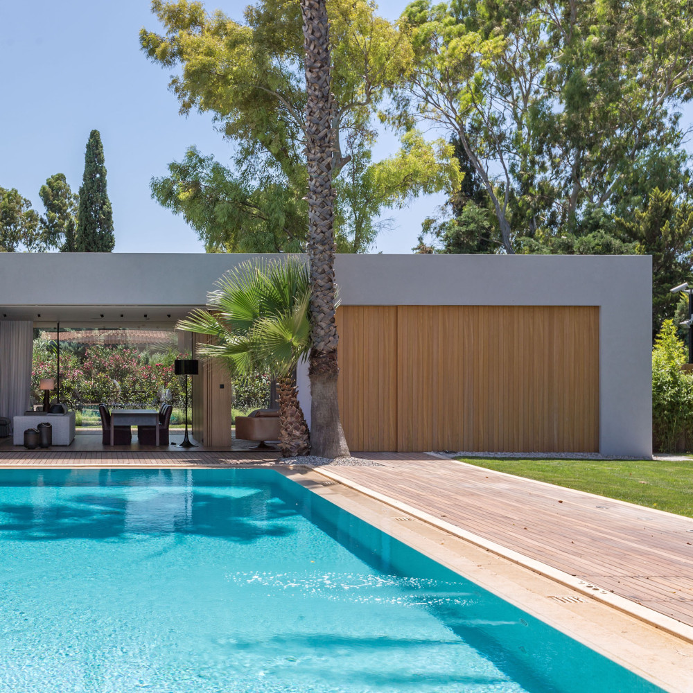 pnd architects - panos.nikolaidis.design - 094-Pool house in Attiki - Greece (1)