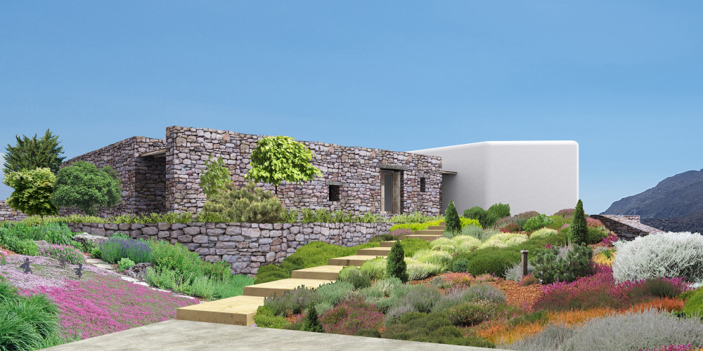 pnd architects - panos.nikolaidis.design - 101 - residence in mykonos